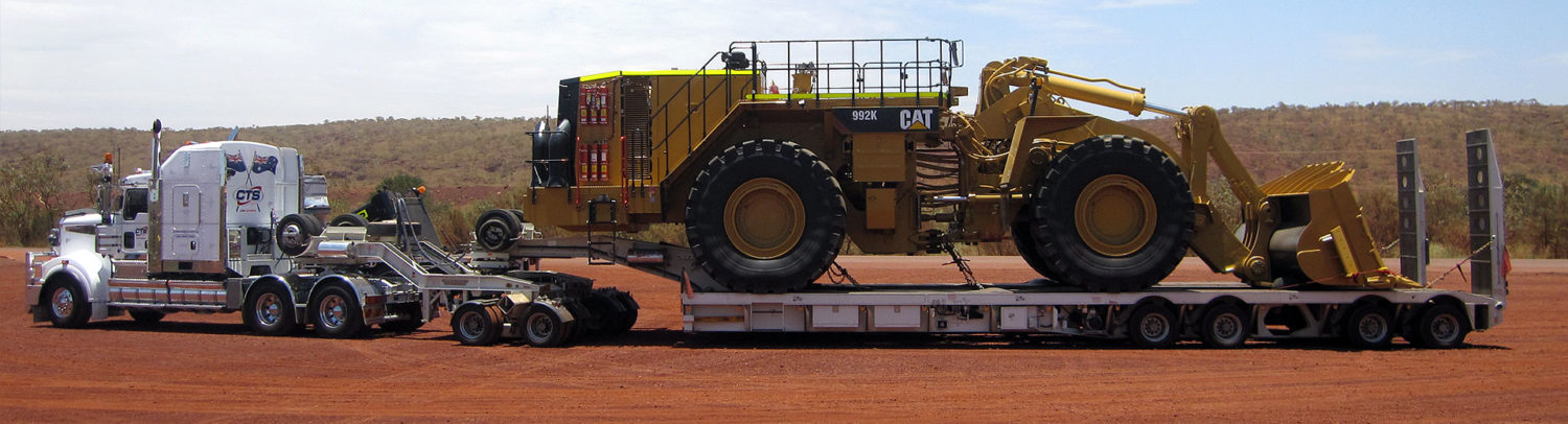 Slide - CTS Low Loaders